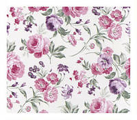 Крупные розы фиолетовый