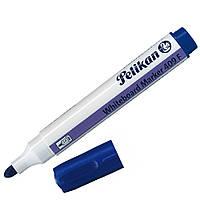 Маркер для белой доски Pelikan 409F 2мм синий (947788)
