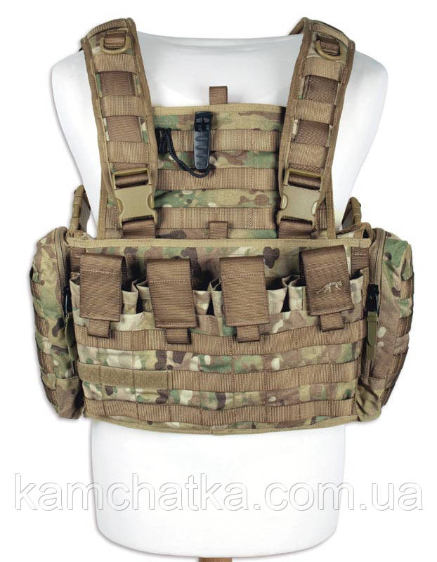 Разгрузочный жилет Tasmanian Tiger Chest Rig MK II MC multicam