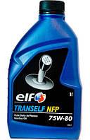 Трансмиссионные масла ELF TRANSELF NFP 75W-80 1л