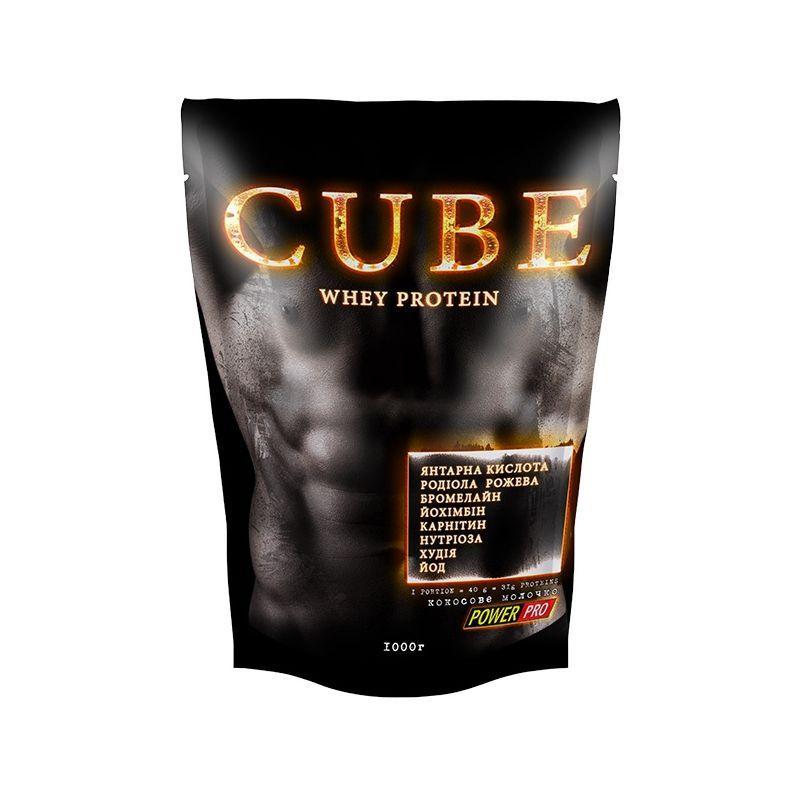 Power Pro CUBE + Синефрин