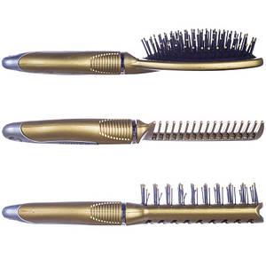 Набір гребінців для волосся Bo Hua Salon №W-12, 3шт