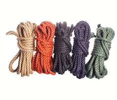 Веревка для шибари 8мм