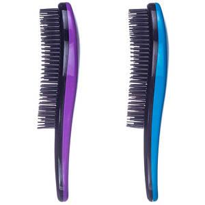 Гребінець для розплутування волосся Hengda Salon №168