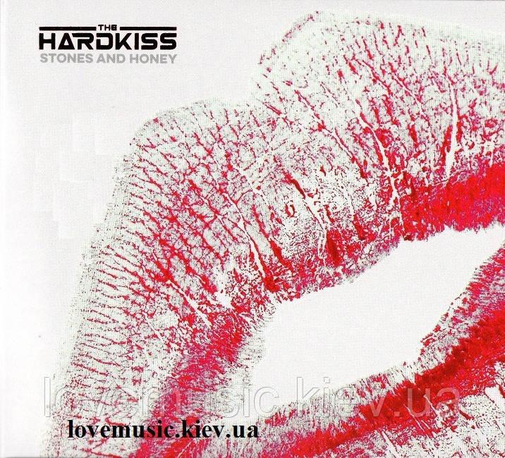 Музичний сд диск THE HARDKISS Stones and honey (2014) (audio cd)
