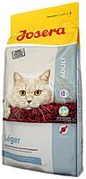 Josera Cat Leger для малоактивных и стерилизованных кошек, 400 гр