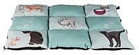 37075 Trixie Blue Patchwork Cat Подстилка, 70х55 см