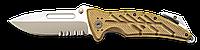 Ніж Ontario XR-1 Desert Tan Rescue Folder