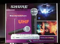Shure SH-500 2 радиомикрофона , фото 1