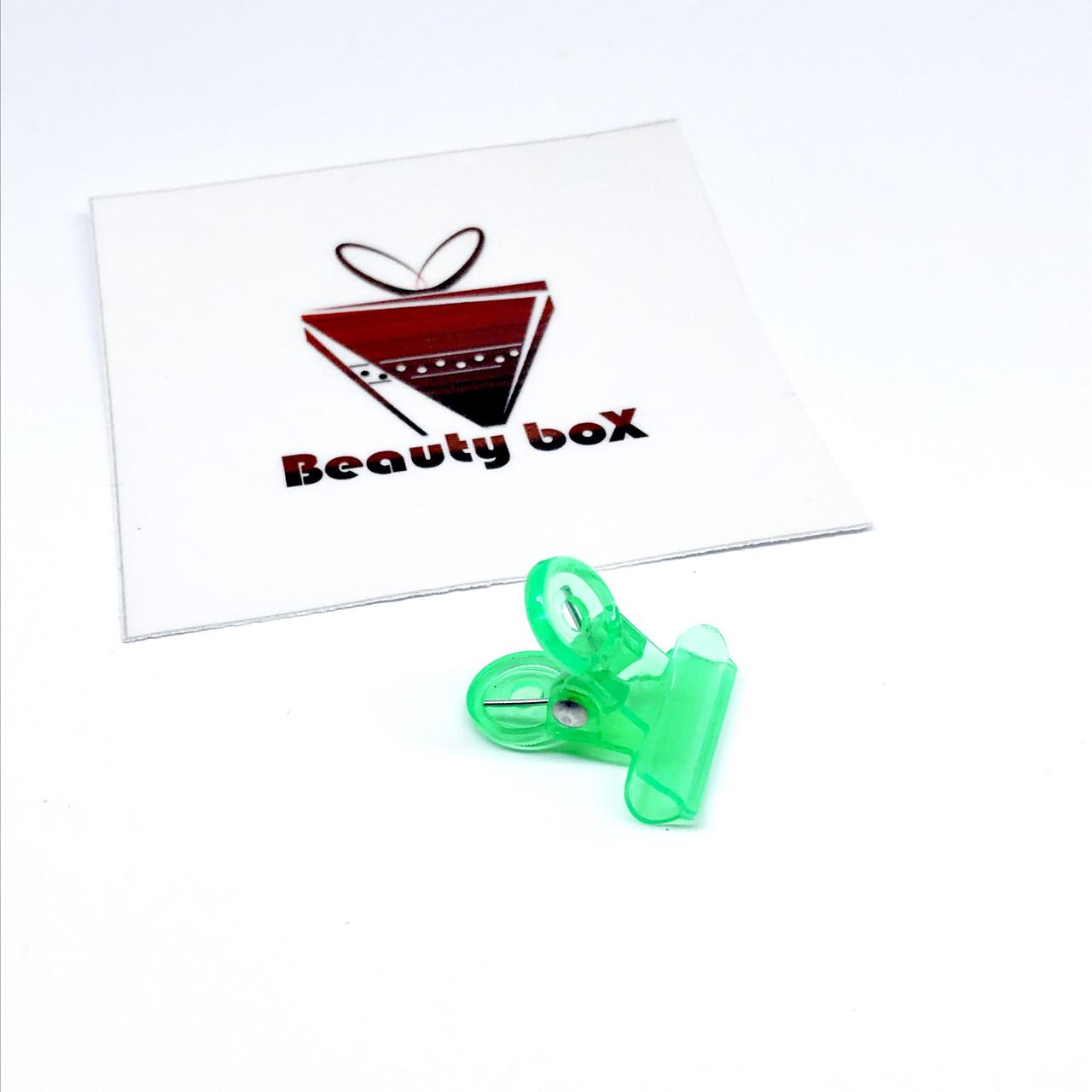 Зажим пластиковый для арки (маленький)