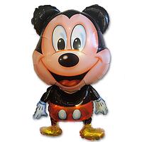 Фольгований кулька фігура Міккі Маус, 78 см