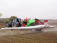 Обприскувач причіпний Goliat Turbo об'ємом 3000 л. з повітряним рукавом. Воздушный рукав. Цена от 290 000 грн., фото 1