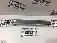 Ручка 192mm DOLUNAY Хром-Сталь-Хром, фото 1