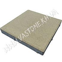 Тротуарная плитка сухопрессованная «Квадрат»  40х40х5 см;, фото 2