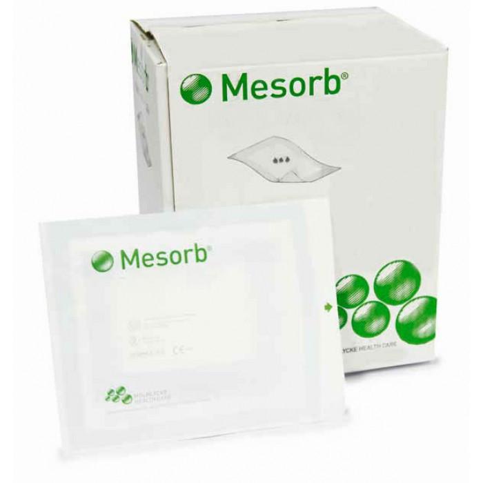 Mesorb 15x23cm (Месорб) повязка атравматическая сорбционная