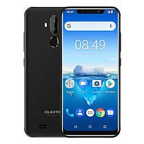 """Смартфон Oukitel C12 Pro Gold 4G 6.18"""" 2/16Гб 3300мАч в наличии + чехол, фото 2"""