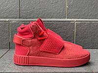 Женские кроссовки в стиле Adidas Tubular Red (36, 37, 38, 39, 40 размеры)