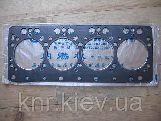 Прокладка головки блока цилиндров FAW-1031 (2.7) (ФАВ)
