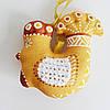 Украинский сувенир. Золотой петушок