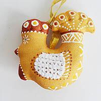 Украинский сувенир. Золотой петушок, фото 1