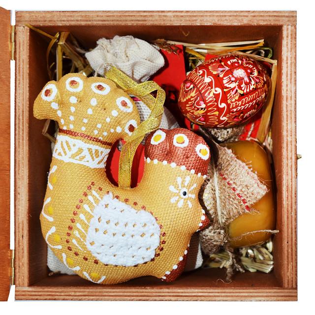 украинский сувенир Золотой петушок