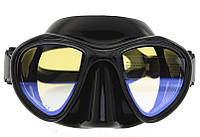 Маска с просветлёнными стёклами Marlin Hunter, фото 1