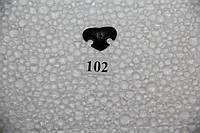 Носик  реалистичный,  20*13 мм.   №102