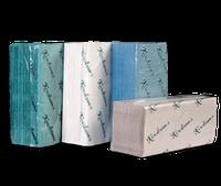 Бумажное Полотенце (Кохавинка), Z-сложение Зеленое Z 170