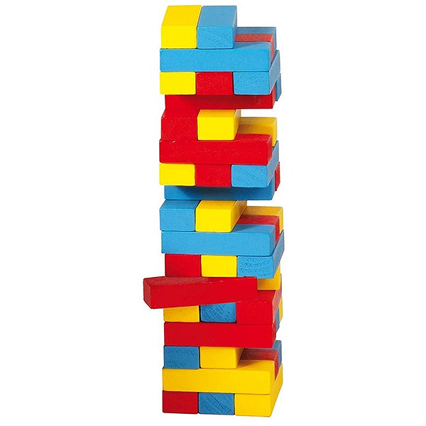 Настольная игра ДЖЕНГА 48 брусков 26Х8Х8 см в коробке