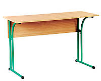 Стол ученический 2-местный усиленный (80304)