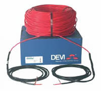 Одножильный кабель Devi DSIG-20 2865W 400V