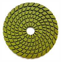 Круг алмазний полірувальний гнучкий Baumesser Premium 100x4x15 №120 (черепашка) 99937350005