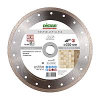Алмазний відрізний диск DISTAR по керамічній плитці, 230мм, 1A1R Bestseller Ceramics 3D/ 11315095017