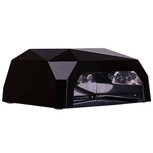 LED+CCFL Lamp Diamond №20, 36w-g black (12W CCFL + 24W Power LED)