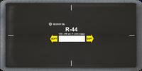 Пластырь радиальный R-44 (130х340мм) Россвик, фото 1