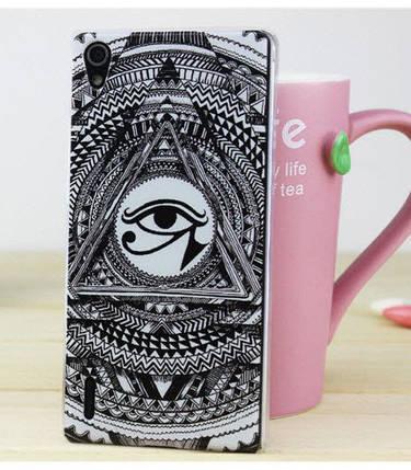 Печать на чехлах для Huawei P7, фото 2