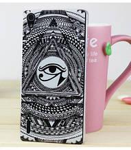 Печать на чехлах для Huawei P7