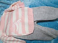 Костюм для девочки вязаный (Турция)