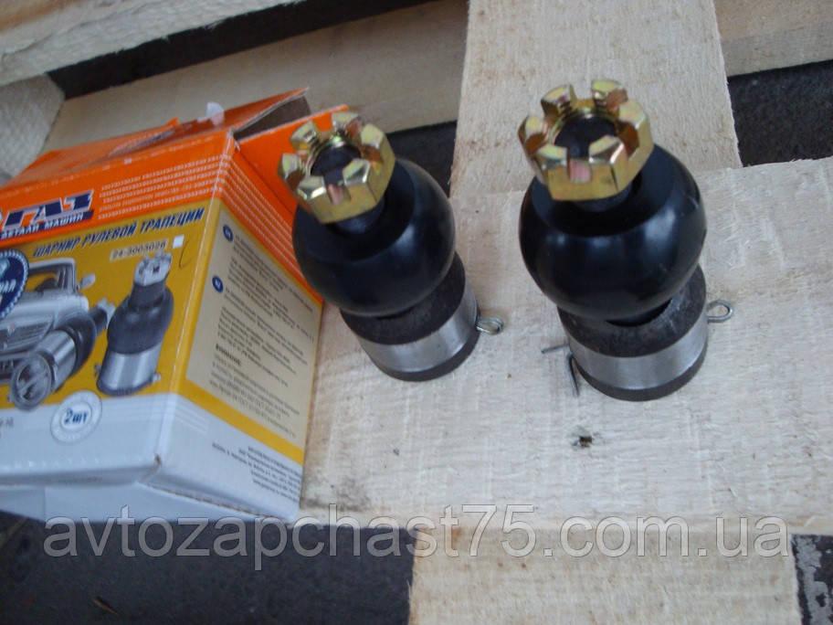 Шарнир тяги рулевой Газ 3110, 31029, 31105, 2410 (комплект 6 штук)