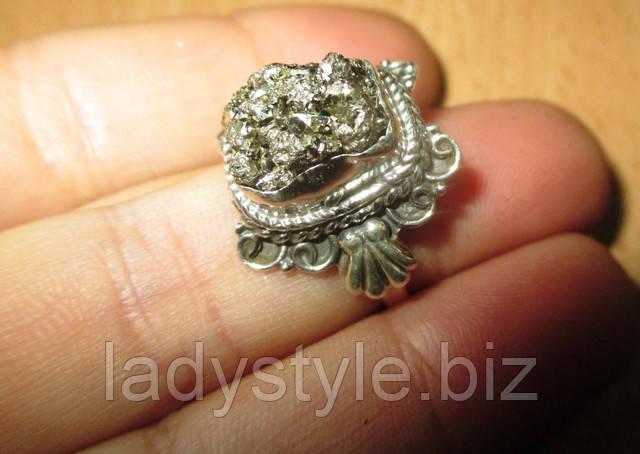 прикраси подарунки купити натуральний турмалін срібло кільце