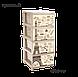 Комод с рисунком Париж 46,5х39,5х95,5 Алеана 123093, фото 2
