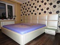 Заказать кровать с мягким изголовьем, фото 1