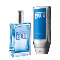 Набор Individual Blue Avon (Эйвон,Ейвон) для него