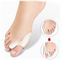 Гелевая накладка-корректор для большого пальца ноги Valgus pro (Medicus) Оригинал