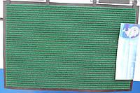 """Коврик резиновый грязезащитный """"Полоса"""" зеленый 90 х 60, фото 1"""