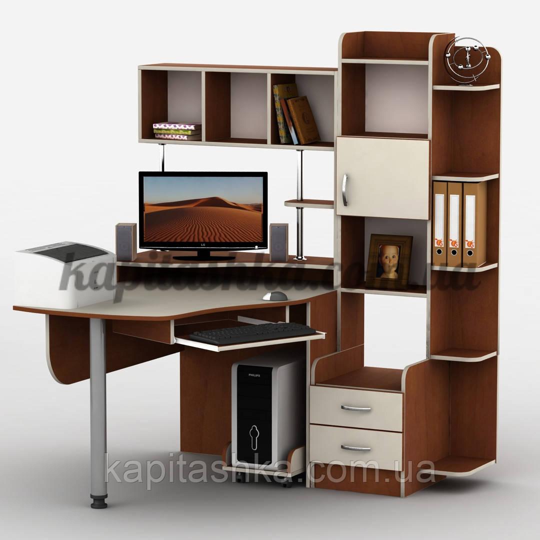 Стіл комп'ютерний Тиса-3