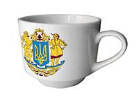 Чашки с гербом