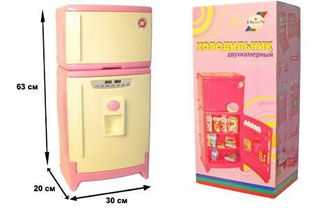 Холодильник двухкамерный, фото 2
