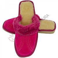 Тапочки жіночі зимові, ЗВО8. Рожеві