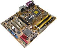 БУ Материнская плата Asus P5B (s775, 4xSATA, 4xDDR2, no VGA, 3xPCI, 3xPCI-e x1, 1xPCI-e x16 (P5B)